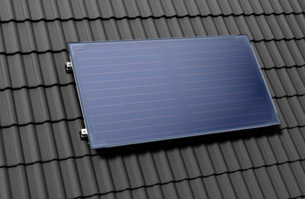 kit chauffe-eau solaire