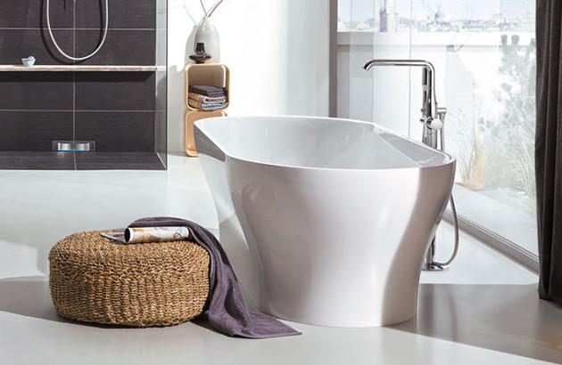 Choisir un robinet pour sa baignoire
