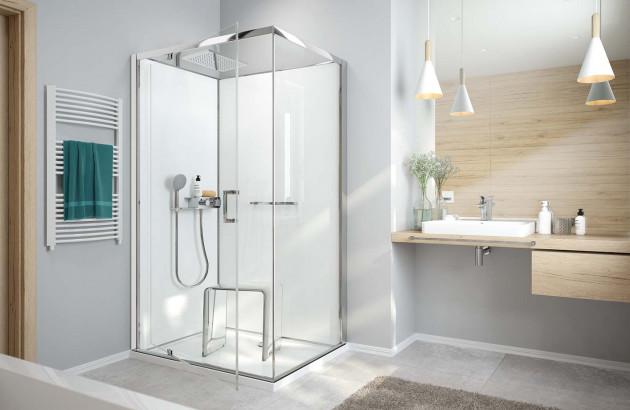 La douche multifonction