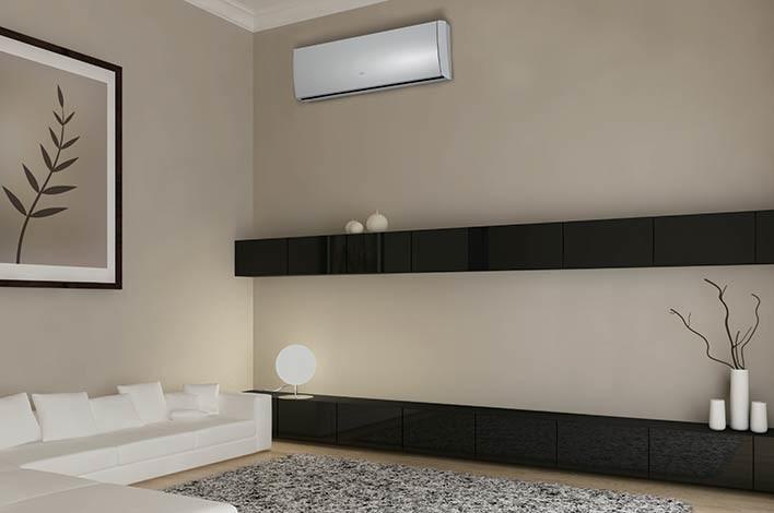 visuel d'une unité de climatisation murale