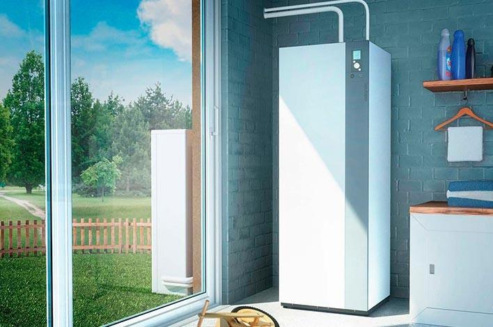 comment installer une pompe à chaleur air-eau