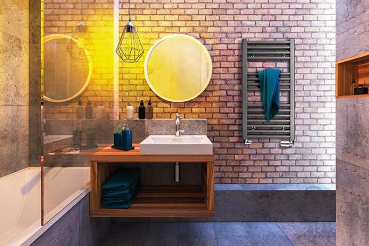 Le radiateur sèche-serviettes électrique