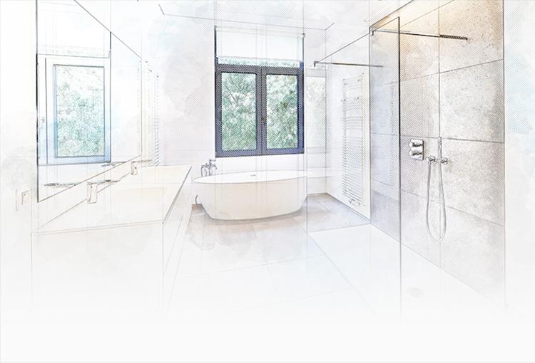 salle de bain sanitaire chauffage et carrelage espace. Black Bedroom Furniture Sets. Home Design Ideas