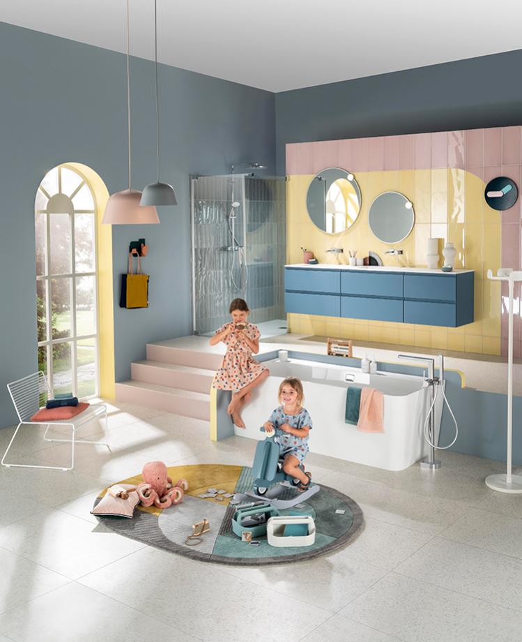 Slider Salle de bains