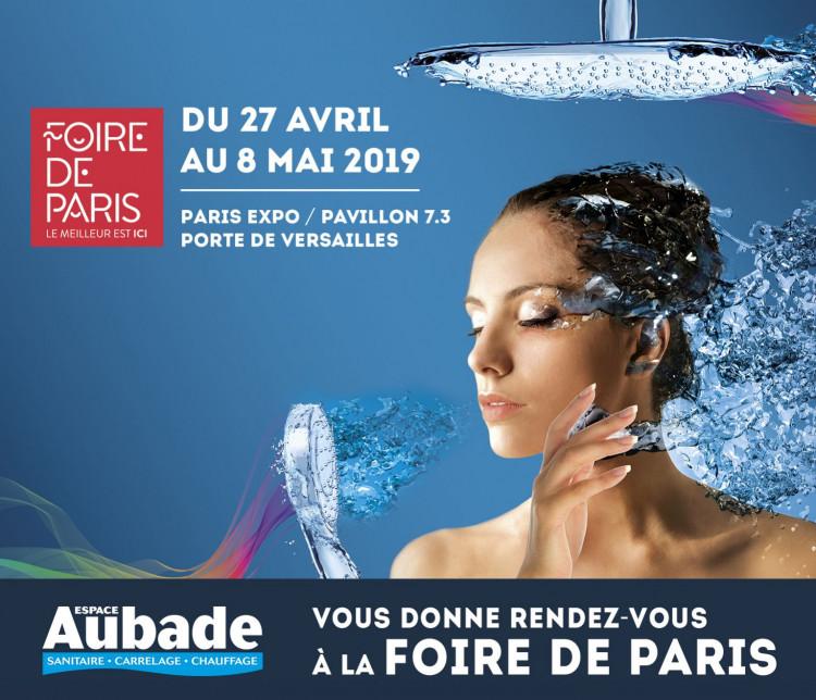 Espace Aubade foire de Paris