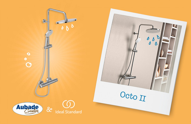 Colonne de douche Octo Ideal Standard