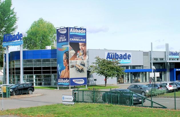 magasin Espace Aubade