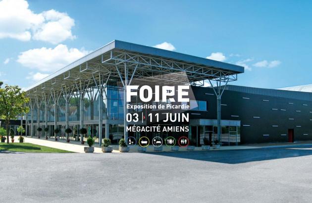 Retrouvez Espace Aubade à la Foire Expo de Picardie