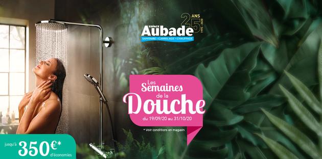 visuel commercial Espace Aubade
