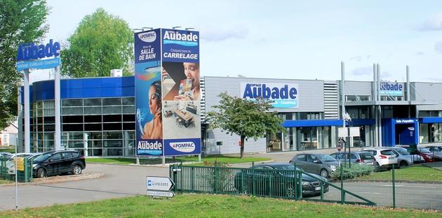 Ouverture de votre nouvelle salle d'exposition Espace Aubade Pompac à Strasbourg