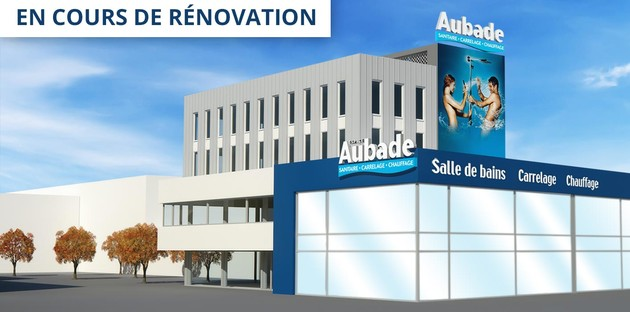Rénovation de votre salle d'exposition Somatem à Châlons-Saint-Martin