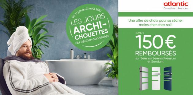 Les Jours Archi-Chouettes du Sèche-serviettes!