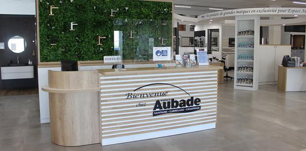 Accueil salle d'exposition Mestre Villeurbanne