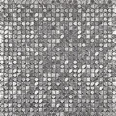 Carrelage Mosaïque Aluminium par BatiOrient en coloris Alu/Gris/Argent