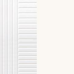 ligne blanches verticales et horizontales