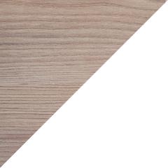 Coloris Orme blond / Blanc mat