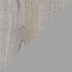 Coloris chêne alabama et laque gris souris