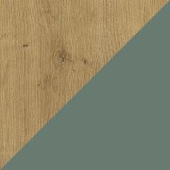 Coloris chêne arlington et laque eucalyptus