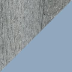 Coloris chêne héritage et laque aigue-marine