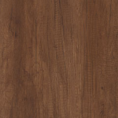 Coloris chêne décor rouille