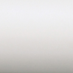 Coloris blanc opaque