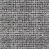 Carrelage Mosaïque Aluminium par BatiOrient en coloris Alu/Gris/Noir