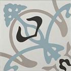 Décor Bati-Orient Inspiration Ciment Bleu, Anthracite, Blanc Cassé, Gris Clair