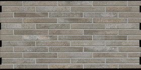 Décor Ceramiche Piemme Bits Pewter Smoke Bricks