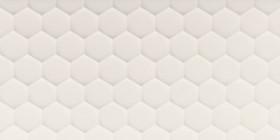 40x80<br>Hexagon White