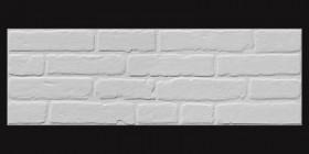 32x97<br>Bianco brick