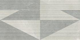 Décor Provenza Eureka Bianco & Grigio Intarsio 3D