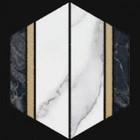 Décor Villeroy & Boch Nocturne Silver