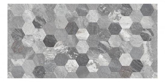 Décor Ceramiche Piemme Evoluta Cluster Dark