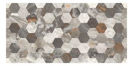 Décor Ceramiche Piemme Evoluta Cluster Multicolor
