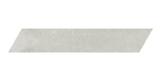 Décor Ceramiche Piemme Uniquestone Silver Chevron Droite
