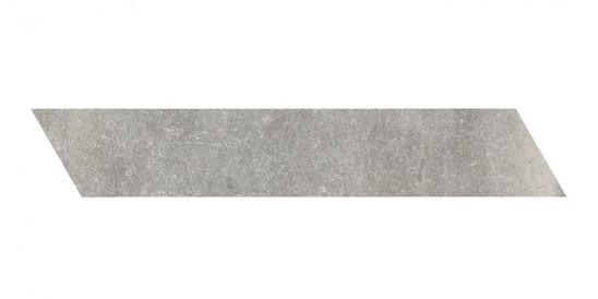Décor Ceramiche Piemme Uniquestone Titanium Chevron Gauche