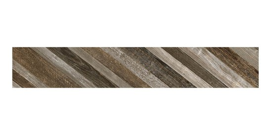 Décor Cerdisa Artwood Multibrown Chevron A
