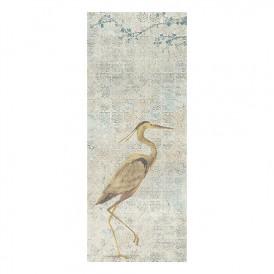 40X80 DECORO<br>NATURE SET BIRD