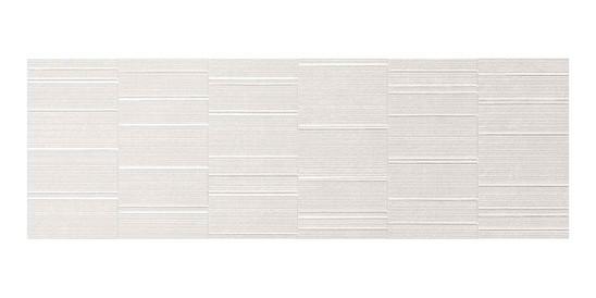 Décor Ibero Cromat White Pattern