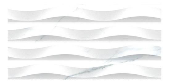 Décor Metropol Marbleous White Concept Gloss