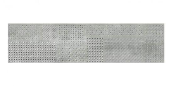 Décor Novabell Forge Métal Alluminio Struttura Metal Mix