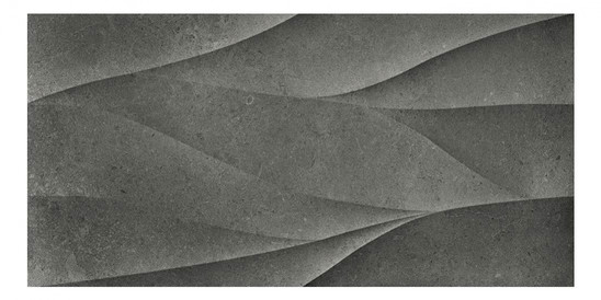 Décor Novabell Sovereign Antracite Struttura Dune