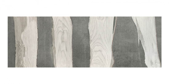 Décor Tau Ceramica Channel Silver Barton