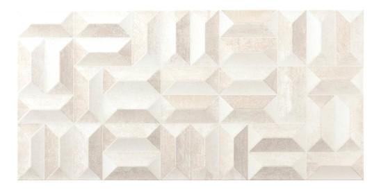 Décor Tau Ceramica Corten Beige Clair RLV