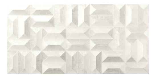 Décor Tau Ceramica Corten Gris Clair RLV