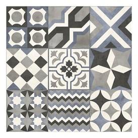 Décor Tau Ceramica Maxxi Rivet Gray