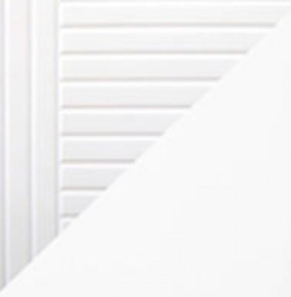 Ligne blanc Satiné