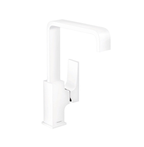 Collection de robinets Metropol FinishPlus Hansgrohe Blanc Mat