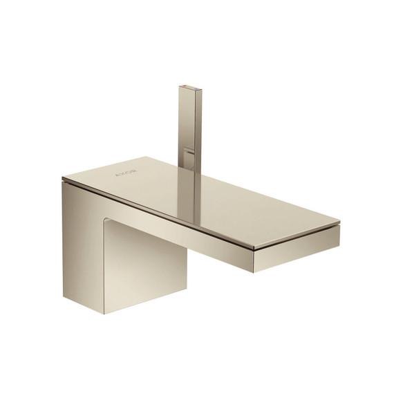 Mitigeur de lavabo MyEdition personnalisable Axor Nickel Poli