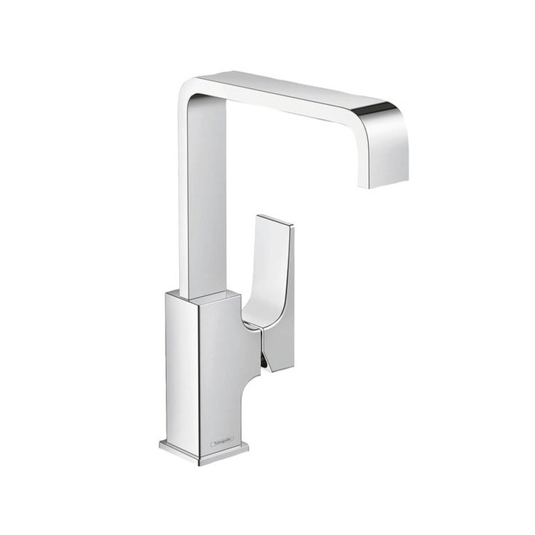 Collection de robinets Metropol FinishPlus Hansgrohe Chrome
